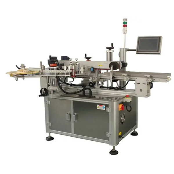 Mesin Pelabelan Sudut Karton Otomatis - Mesin Labeler Karton Satu atau Dua Sisi