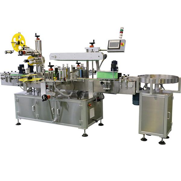 Mesin Pelabelan Multi-Sisi Bagian Atas Botol & Badan