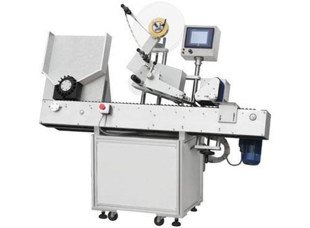 Rincian Mesin Pelabelan Farmasi Syringe Horizontal Otomatis Penuh