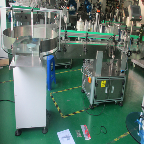 Berikut adalah produk akhir Mesin yang siap untuk dikirim