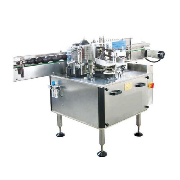 Mesin Pelabelan Lem Basah Lem Dingin Otomatis Berkecepatan Tinggi