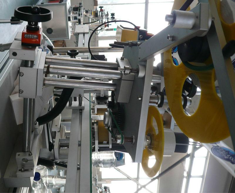 Penopang dapat disesuaikan posisi vertikal dan horizontal Labeller