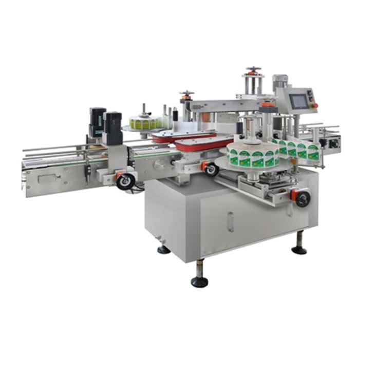 Mesin Pelabelan Botol Tipe Linear Sepenuhnya Otomatis Dijual