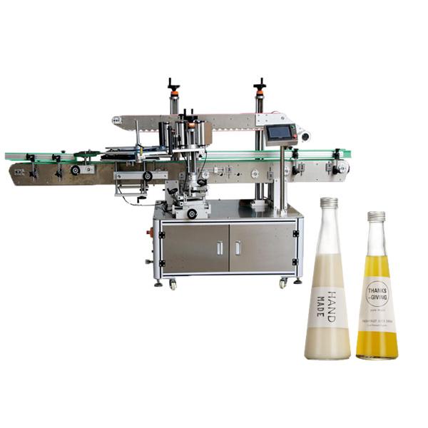 Mesin Pelabelan Botol Meruncing